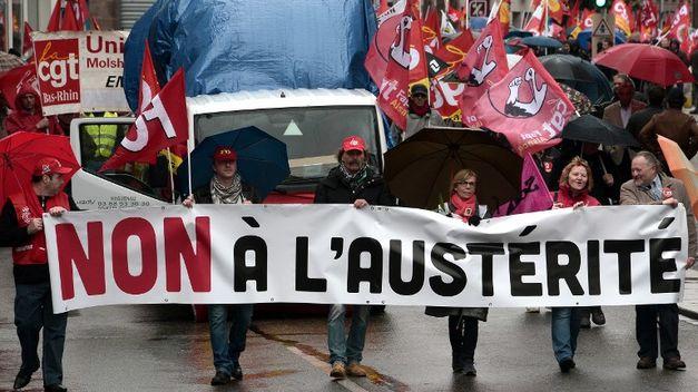 No a la Austeridad, Si a la democracia!… Otra Europa esPosible!